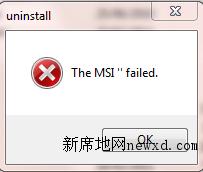 VMware 10安装卸载9错误THE MSI failed-新席地网博客